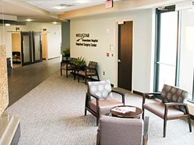 Wellstar Kennestone Hospital interior.