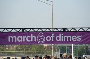 March of Dimes - banner.