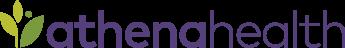 Athenaealth logo.