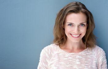 Woman Smiling Marietta GA
